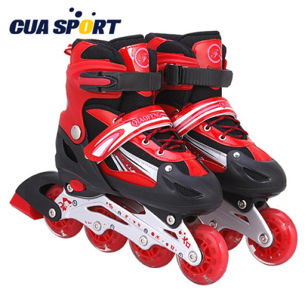 Giá bán Giày trượt patin cao cấp thể thao ( tặng bộ bảo hộ : bao tay ,bao chân )
