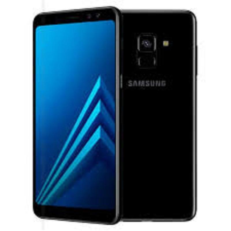 Samsung GalaxyA8 2018 2sim ram 4G bộ nhớ 32g mới Chính Hãng - Chiến PUBG mượt