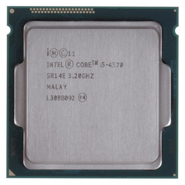 Bảng giá CPU – Intel Core i5-4570 Processor (3.2GHz, 6MB L3 cache, Socket LGA 1150, 5 GT/s DMI) Phong Vũ