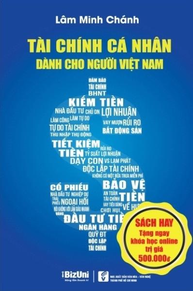 Fahasa - Tài Chính Cá Nhân Dành Cho Người Việt Nam - Tặng Kèm Khóa Học Online Về Tài Chính Cá Nhân (Tái Bản)