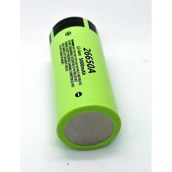 Bảng giá Pin Sạc Panasonic 26650 ( Pin 26650 ) Dung Lượng 5000 mAh - Made In Japan