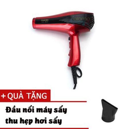Máy sấy tóc Chaoba 3 chiều nóng - ấm - mát 2800W siêu sấy nhanh - siêu tiết kiệm điện [ TẶNG ĐẦU SẤY - CÓ BẢO HÀNH ] nhập khẩu