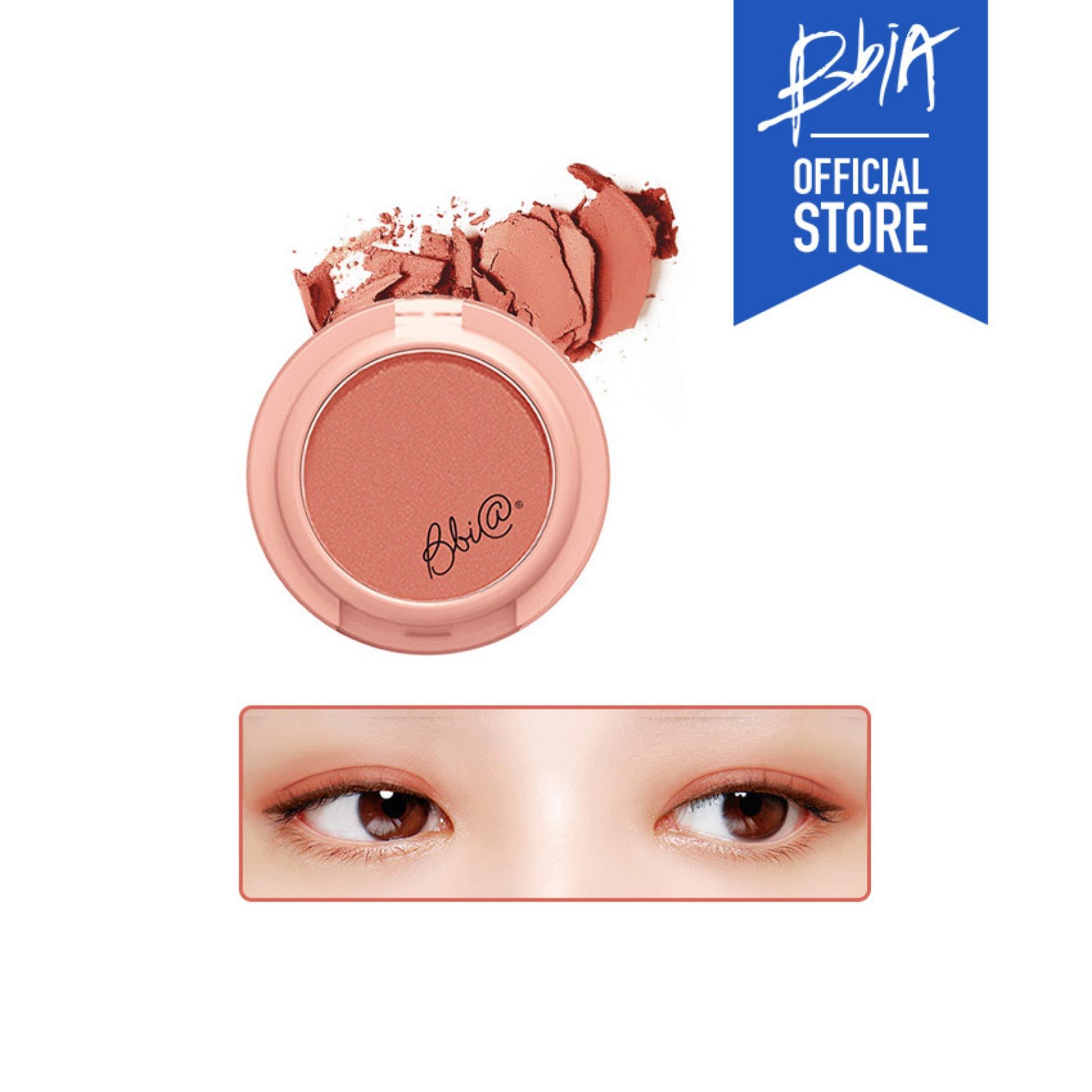 Phấn mắt Bbia Cashmere Shadow - 09 Mauve Blanc ( màu Cam Đất ) tốt nhất
