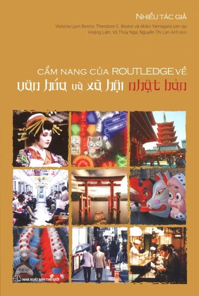 Mua Fahasa - Cẩm Nang Của Routledge Về Văn Hóa Và Xã Hội Nhật Bản