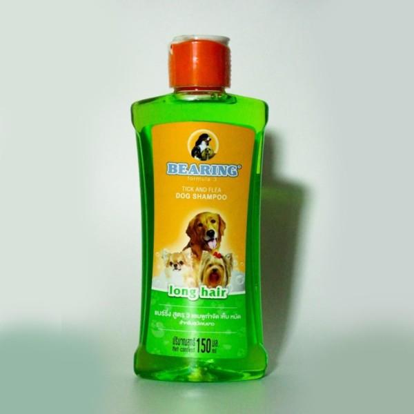 Sữa tắm Bearing trị ve bọ chét cho cho Lông Dài 300ml