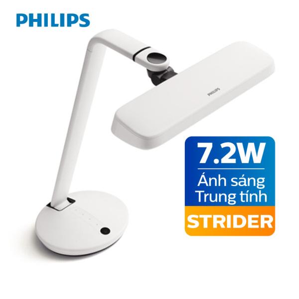 Bảng giá Đèn bàn Philips LED EyeCare Strider 66111 7.2W