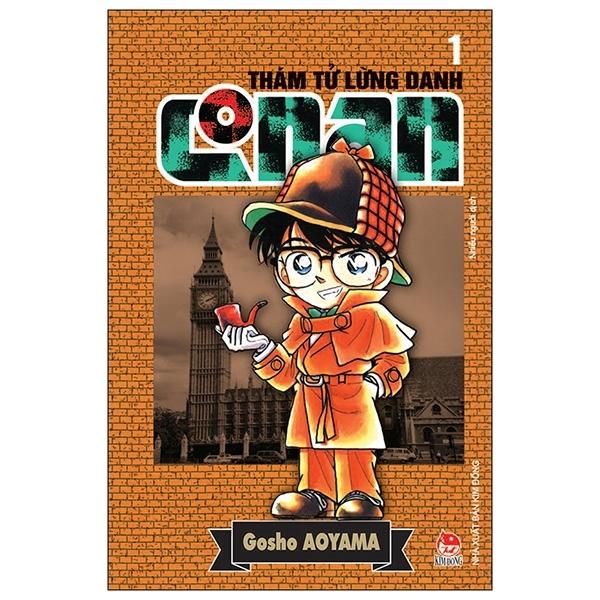 Mua Fahasa - Thám Tử Lừng Danh Conan - Tập 1 (2019)