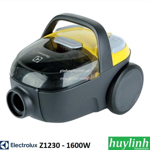 Máy hút bụi không túi Electrolux Z1230 - 1600W
