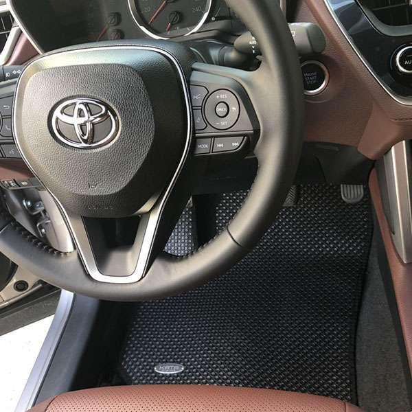 Thảm lót sàn KATA ôtô Toyota Corolla Cross2018- 2020 Basic ( hàng chính hãng ).