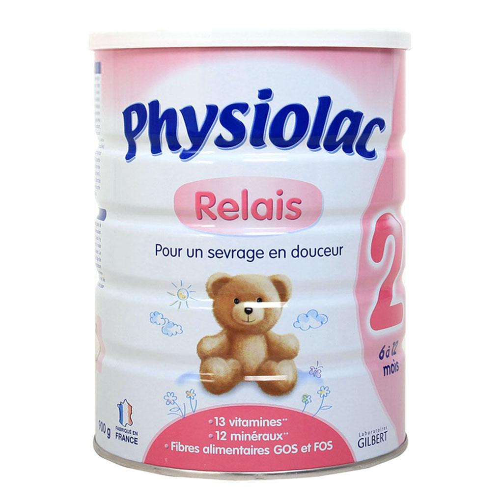 Sữa Bột Physiolac 2 900g By Shophuelan.
