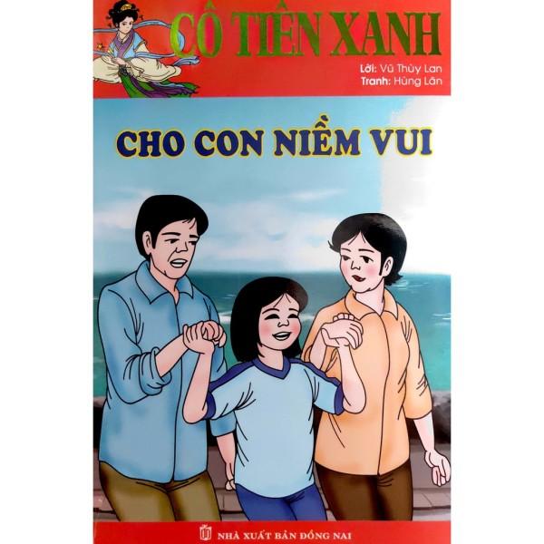 Mua Sách - Cô Tiên Xanh (Combo 16 quyển)