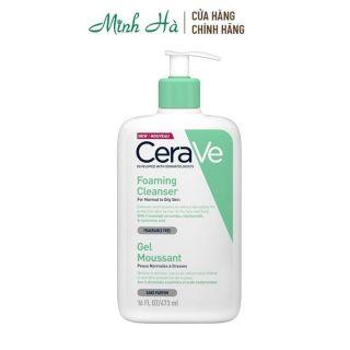 Sữa rửa mặt Cerave Foaming Cleanser 473ml thumbnail