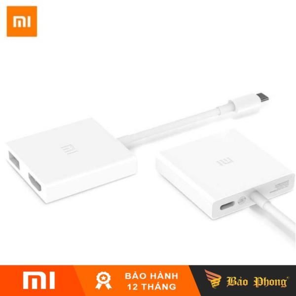 Bảng giá Cáp chuyển đổi Type-C sang HDMI Đa Năng XIAOMI USB-C To HDMI Multi-Function Adapter