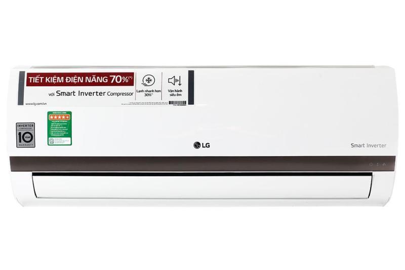 Bảng giá Điều hòa 2 chiều LG Inverter 1 HP B10ENC