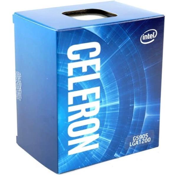 Bảng giá Bộ vi sử lý CPU Intel Celeron G5905 (3.5GHz | 2 nhân | 2 luồng | 4MB Cache) - Hàng box Phong Vũ