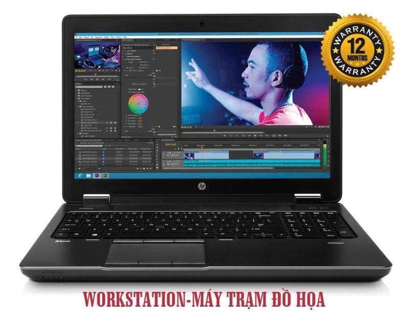 Laptop Đồ họa HP Zbook 15 Core i7-4800QM/ Ram 8Gb/ SSD 128Gb + HDD 500/ VGA Quadro K1100M/ 15.6 inch Full HD