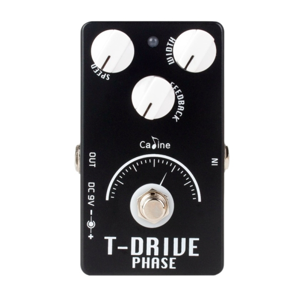 Caline CP-61 T-Drive Phase Guitar Pedal 9V Effect Pedal Guitar Accessories Malaysia