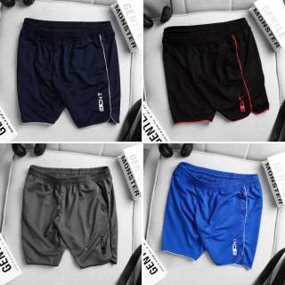 [HCM][COMBO 5] Quần đùi nam quần sọt thể thao tập gym đá banh chạy bộ vải thun mè thông hơi co giãn 4 chiều Set 5 màu thumbnail