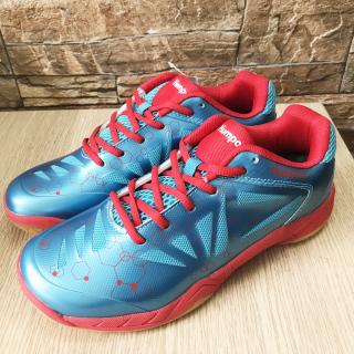 Giày cầu lông Kumpoo D42 màu xanh ngọc, giày thể thao Kumpoo thumbnail