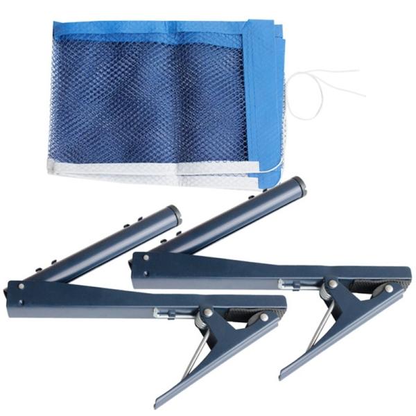 Bảng giá Table Tennis Net Post Set Collapsible Table Tennis Mesh Net Ping Pong Table Net Rack Kit