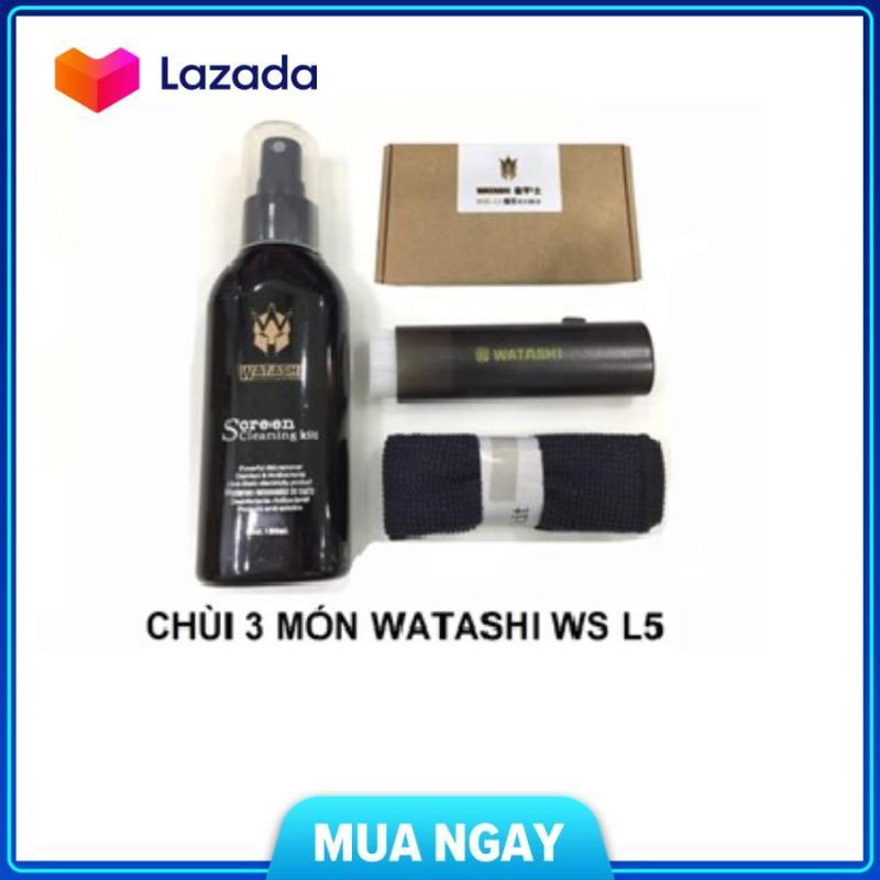 Chùi 3 món Watashi cam kết hàng đúng mô tả chất lượng đảm bảo xin vui lòng inbox cho shop để được tư vấn thêm