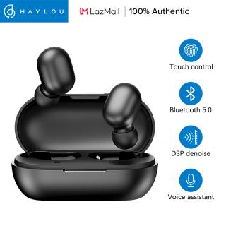 Haylou GT1 TWS cảm ứng điều khiển không dây Earbuds Bluetooth 50 Earphone thể thao âm nhạc tai nghe stereo Earpiece tiếng ồn hủy bỏ tai nghe chơi game với microphone cho tất cả các điện thoại thumbnail