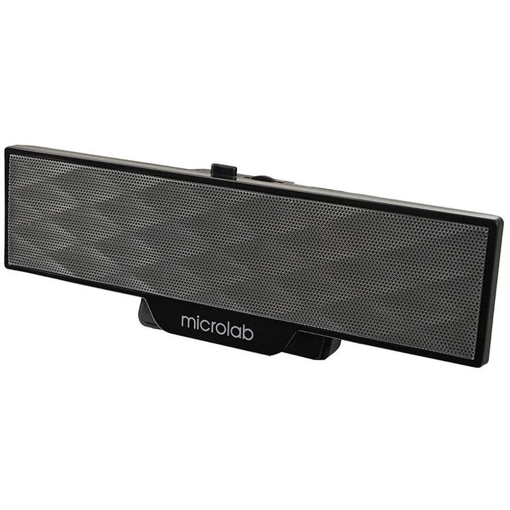 Loa Vi Tính Microlab B51 2.0 (Màu đen)