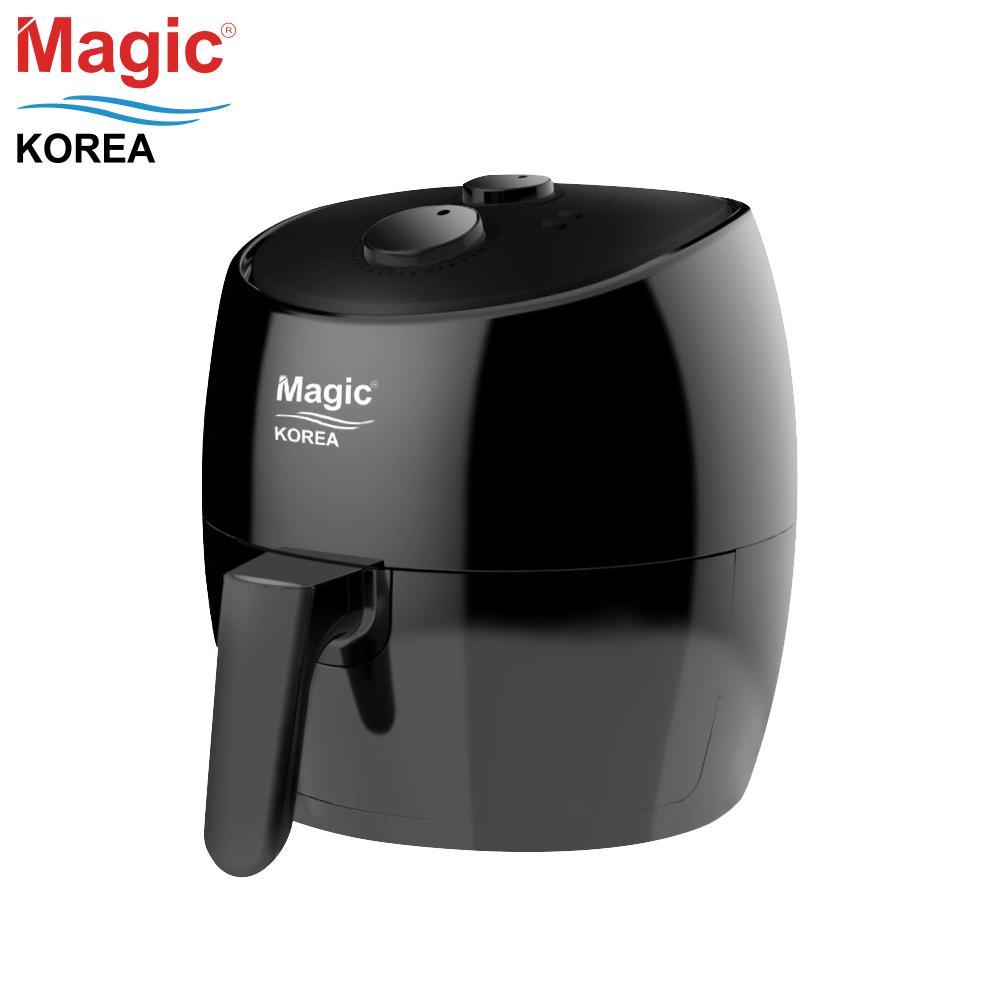 Nồi chiên nướng chân không đa năng Magic Korea A85 (Đen)