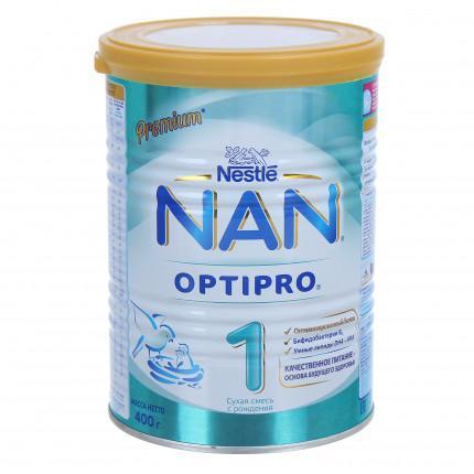Sữa Nan Nga 1 cho trẻ 0-6 tháng tuổi 400g
