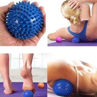 Bóng Gai hỗ trợ massage trị liệu yoga GYM Pilate Đường Kính 7-9cm thumbnail