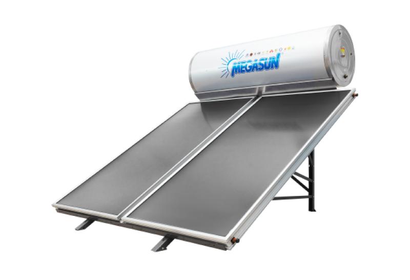 Bảng giá Megasun - Máy nước nóng năng lượng mặt trời Tấm phẳng không chịu áp 400L