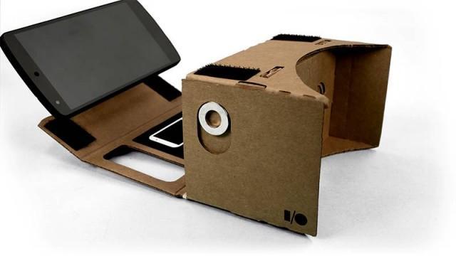 Giá Kính Thực Tế Ảo Google Cardboard Carton