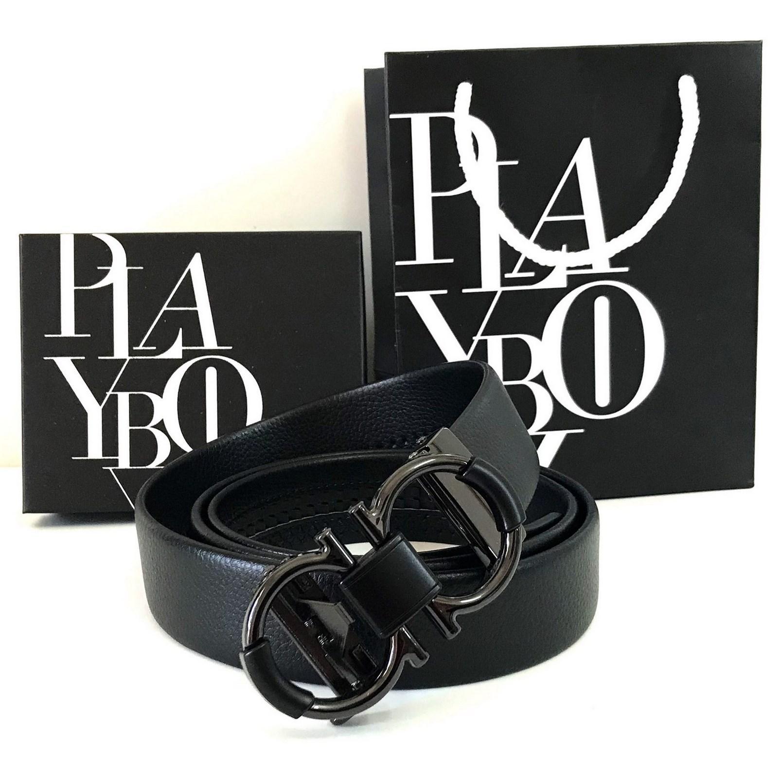 Thắt lưng/ dây nịt nam  khóa tự động có hộp đựng và túi  tặng kèm làm quà tặng ( dòng cao cấp)