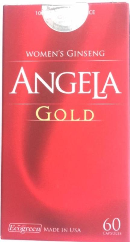VIÊN UỐNG LÀM ĐẸP DA - TĂNG NỘI TIẾT TỐ - SỨC KHỎE - SẮC ĐẸP VÀ SINH LÝ NỮ SÂM ANGELA GOLD 60 viên (Đã cào mã tích điểm và trừ khuyến mãi) giá rẻ