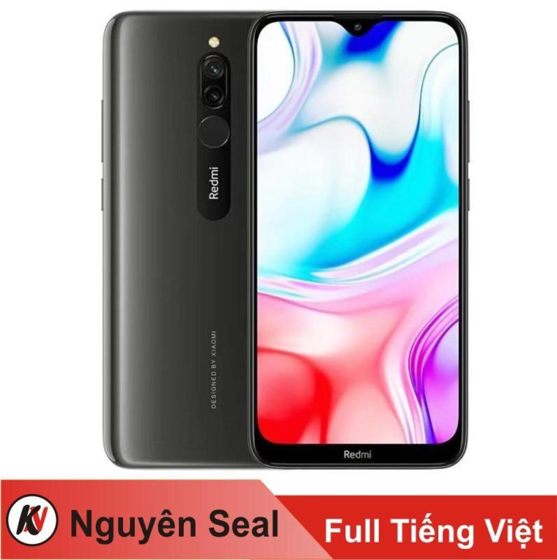 Điện thoại Xiaomi Redmi 8 32GB Ram 3GB - Màn hình IPS LCD, 6.22,HD+ Hàng nhập khẩu- Kim Nhung Mobile