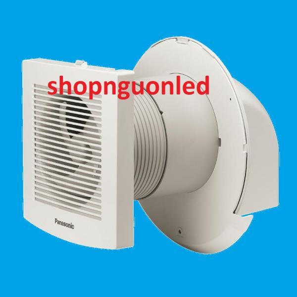 Quạt hút gắn tường (quạt thông gió) Panasonic FV-10EGK/ FV-15EGK, hay còn gọi là quạt hút âm tường,quạt hút đẩy, dùng cho nhà tắm,toilet, với độ ồn ít nhưng động cơ mạnh mẽ mang đến nguồn không khí trong lành, mua giá rẻ tạo shopnguonled