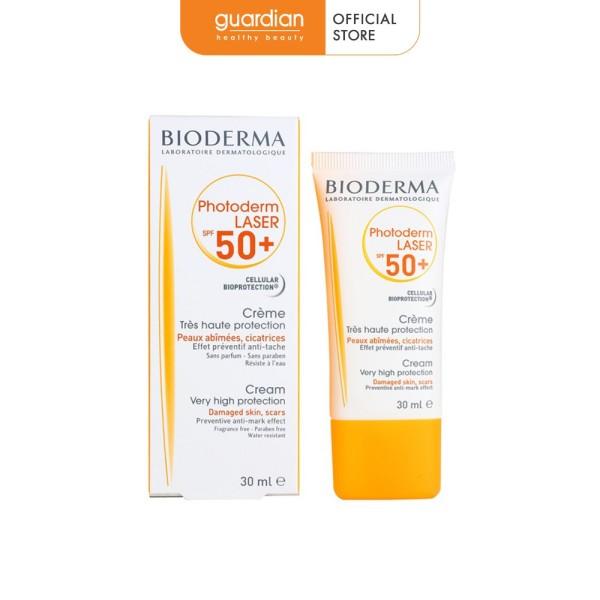 Kem chống nắng Bioderma Photoderm Laser SPF50+ (30ml)