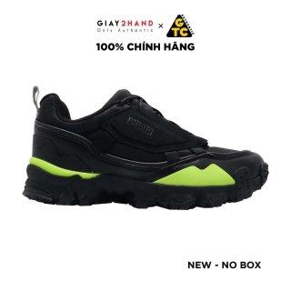 (AUTHENTIC 100%) Giày Sneaker Thể Thao Leo Núi Puma Trailfox Overland MTS Black Yellow Alert 370772-07 Chính Hãng thumbnail