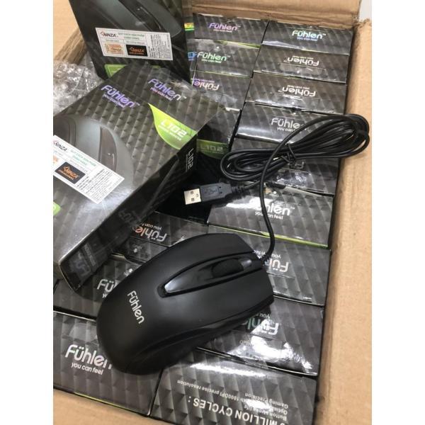 Bảng giá chuột máy tính Fuhlen L102 - chuột máy tính Fuhlen L102 Phong Vũ