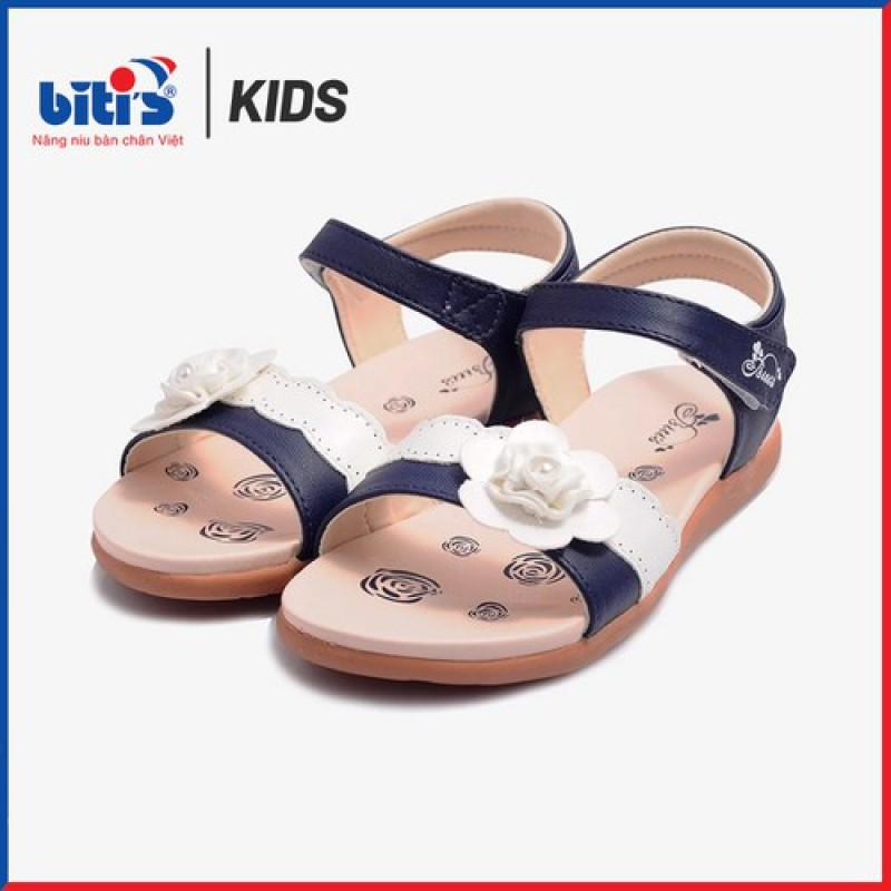 Giá bán Sandal Si Cao Su Bé Gái Bitis DRG000800XNH (Xanh Nhớt)