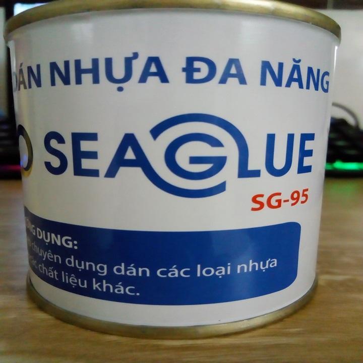 Keo Dán Nhựa Chuyên Dụng, Keo Dán Nhựa Seaglue SG95 300Gram