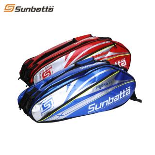 Túi vợt 2 ngăn Sunbatta - Nhật Bản SB-2129 SB-2130 ( Đỏ Xanh) thumbnail