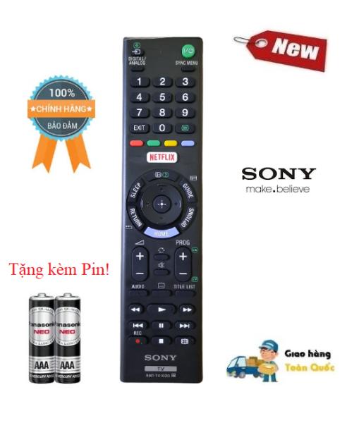 Bảng giá Remote Điều khiển TV Sony TX-102D - Hàng chính hãng theo máy Fullbox mới 100% các dòng  TV Sony LED/LCD Smart TV