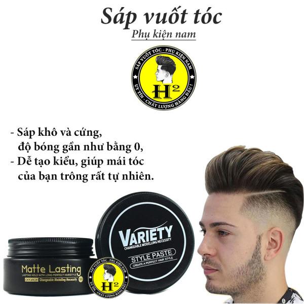 [Chính Hãng] Sáp vuốt tóc Variety  dành cho Nam/Nữ 100ml giá rẻ