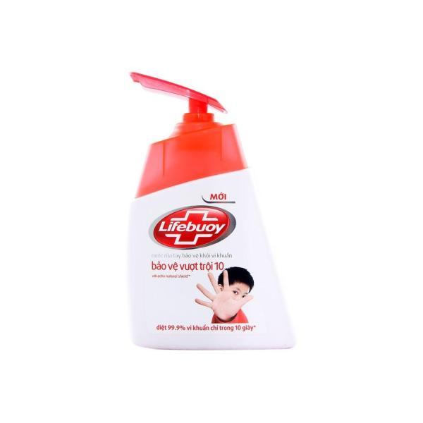 Nước rửa tay Lifebuoy 180ml