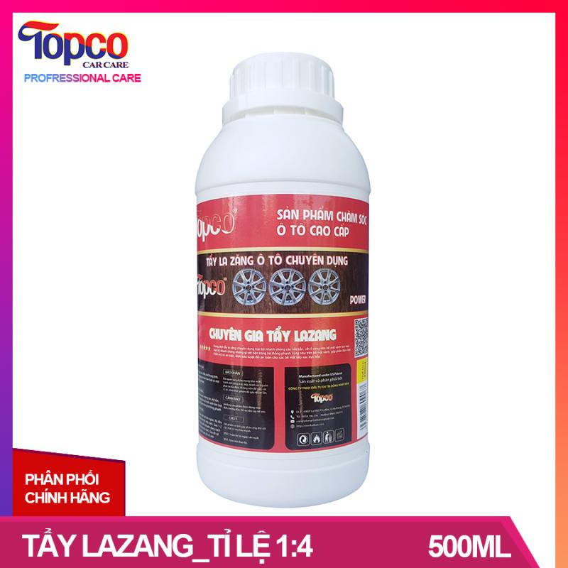 Dung dịch vệ sinh Lazang chuyên dụng TOPCO 500ml