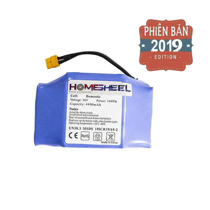 Phân phối Pin xe điện cân bằng homesheel - bảo hành 1 năm - dành cho tất cả các loại xe điện