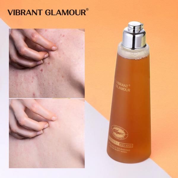 VG Sữa Tắm Dưỡng Ẩm Cấp Nước Thơm Body Shower Gel Giảm Khô Da Body Wash 200ml giá rẻ