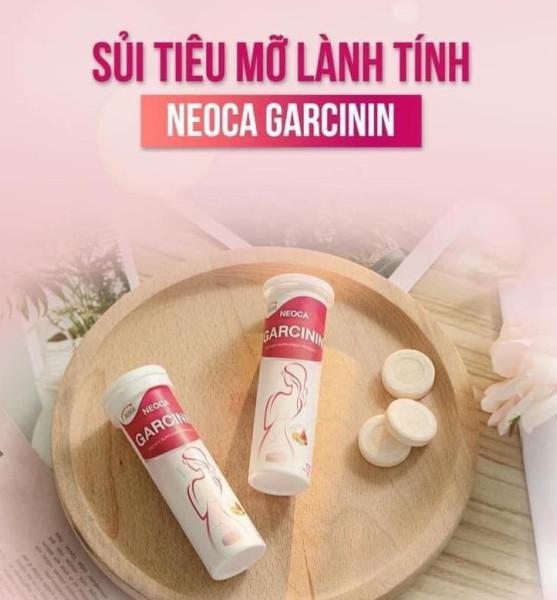 Viên sủi giảm cân NEOCA Garcinin Viên sủi giảm cân NEOCA Garcinin giảm sự thèm ăn, làm cho ăn ít hơn giảm mỡ, kích thích đốt cháy chất béo, giảm sự chuyển hóa tinh bột và đường thành chất béo