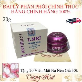 Kem Dưỡng Trắng Da LMEI Linh Chi Đông Trùng 20g - HÀNG CHÍNH HÃNG thumbnail